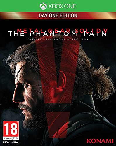 Metal Gear Solid V: The Phantom Pain - Day 1 Edition (Xbox One) - [Edizione: Regno Unito]