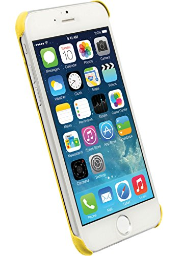 Krusell 89984 ColorCover Malmö Custodia per Apple Iphone 6 – Parent Yellow