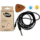 KNA AP-1portátil Piezo Pickup para Guitarra y otros instrumentos acústicos