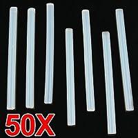 Sonline 50X Barra De Pegamento Adhesivo Termofusible Silicona