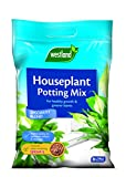 Westland Houseplant Potting Compost Mix and Enriched with Seramis, 8 L
