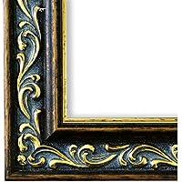 Antik Metall /& Glas Wandbehang Schwimmende Bilderrahmen Fotorahmen Rustikal