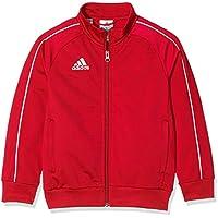 Adidas CORE18 PES JKTY Chaqueta, Unisex Niños, (Rojo/Blanco), 152 (11/12 años)