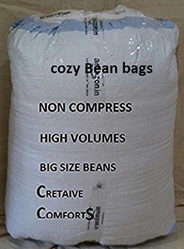 Cozy Bean Bag Bean Bag Filler Topup Refill 1 Kg +100 Grams 1:100Grams ,Full