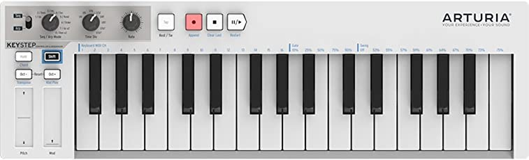 Arturia KeyStep Midi Keyboard