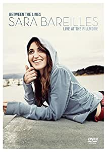 Sara Bareilles - Between the Lines: Live at the Fill (+ Audio-CD) [2 DVDs]