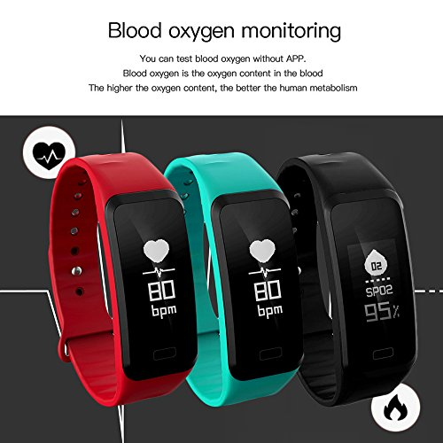 Smart Fitness Tracker – Power Wristbands