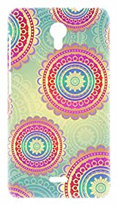 Premium Quality Mobile Back Cover Case for Micromax A106 Unite