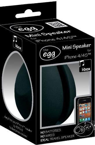 Ibox 79084B The Egg PC-Lautsprecher