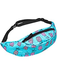 C : VENMO Women Bum Bag Fanny Pack For Running Sports Festival Colorful Ladies Waist Belt Bag Money Change Pouch...