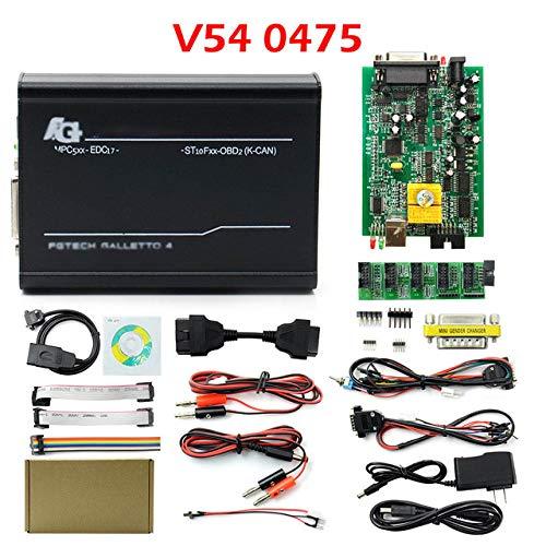 Im EU-Master 0475 unterstützt der FGTech V54 Galletto 4-Chip das voll funktionsfähige automatische Steuergeräte-Chip-Anpassungssystem FG Tech V54 (OBD FG-TECH),0475fgtech
