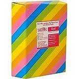 Satavic Farms Bright & Smooth Holi colour Gulal powder - Red (1 kg)