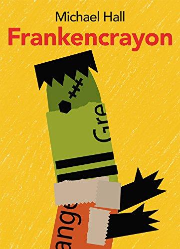 Frankencrayon por Michael Hall