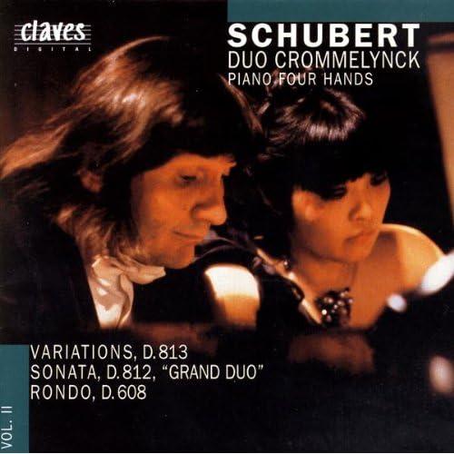 Sonata In C Major, Op.Posth. 140, D 812, <<Grand Duo>>; Allegro-Vivace