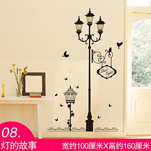 fyouyou-wall-sticker-bedroom-living-room-background-study-modern-rooms-decorative-stickers-posters-m