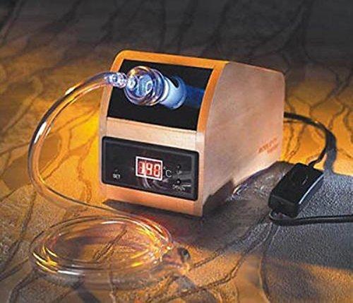 top-vapor Vaporizer–Elektro-Kräuter (aus Holz, handgefertigt
