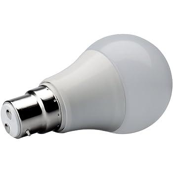 Syska B22 9-Watt LED Bulb (Warm White)