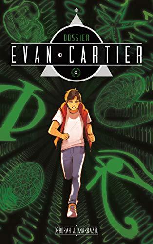 Dossier Evan Cartier - Tome 1 - Héritage Crypté (aventure) por Déborah J. Marrazzu