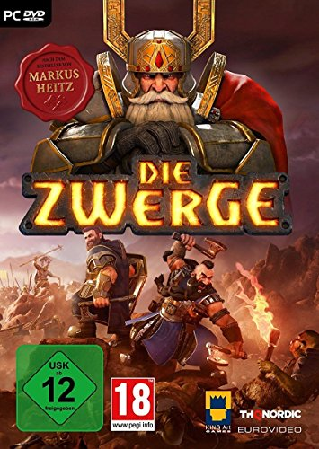 Die Zwerge - Steelcase Edition - [PC] (Disney-management)
