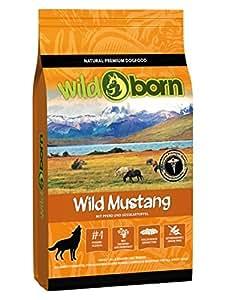 wildborn hundefutter wild mustang 12 5kg getreidefrei mit. Black Bedroom Furniture Sets. Home Design Ideas