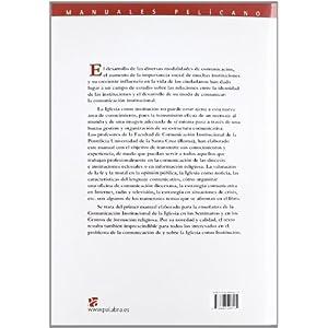 Introducción a la Comunicación Institucional de la Iglesia (Pelícano)