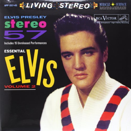 Elvis Presley: Vol. 2-Stereo 57-Essential Elvis