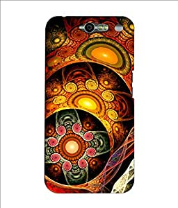 INFOCUS M812 PRINTED COVER BY aadia