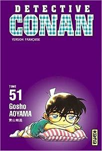 Détective Conan Edition simple Tome 51