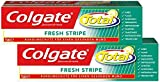Colgate Total Fresh Stripe Duo-Pack, 2er Pack (2 x 75 ml)