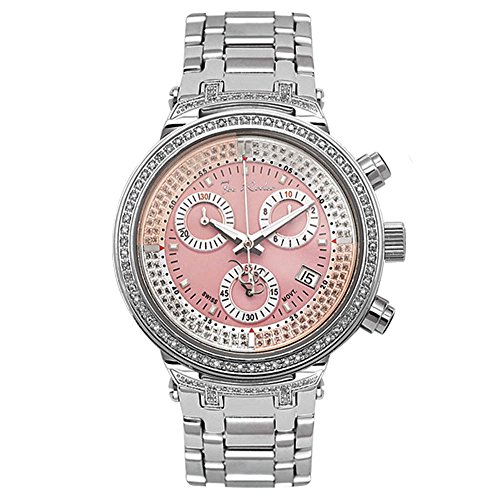 Joe Rodeo Diamond orologio da donna - Master Silver 0.9 Ctw