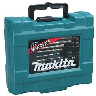 Makita D-36980 34-Piece Drill Bit Set, 105 mm (B005N7AO24) | Amazon price tracker / tracking, Amazon price history charts, Amazon price watches, Amazon price drop alerts