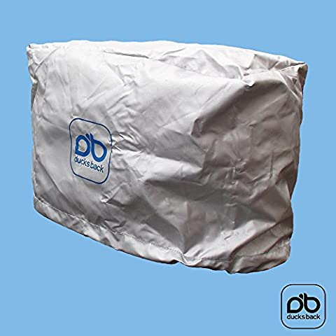 Ducksback waterproof outboard engine cover (size 2) suitable for up