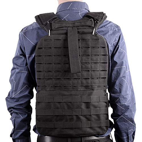 Fancylande Gilet Tattico di protezione esterna, amphibie militare giacca di protezione Gilet Tattico di Airsoft per allenamento di sicurezza azione reale Caccia esterna
