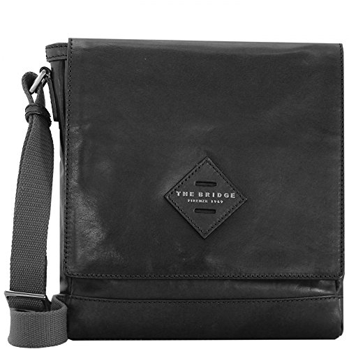 The Bridge Patch Luxe borsa a tracolla 30.5 cm Nero