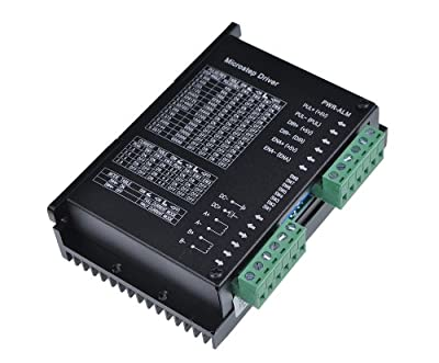 CNC Microstepping Driver Step Stepper Motor Driver 2M542 4.2A Controller