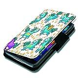 Book Style Flip Handy Tasche Case Schutz Hülle Schale Motiv Foto Etui für Wiko Stairway - Flip BV27 Design1