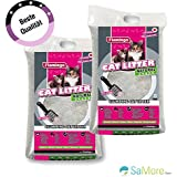 2x15kg=30 kg Flamingo Karlie Pet Plus Katzenstreu Natural Natur Streu ohne Duft - kostenloser Versand innerhalb Deutschlands