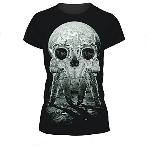 3D Camiseta Impresa Camiseta Superior Camisetas De Dibujos...