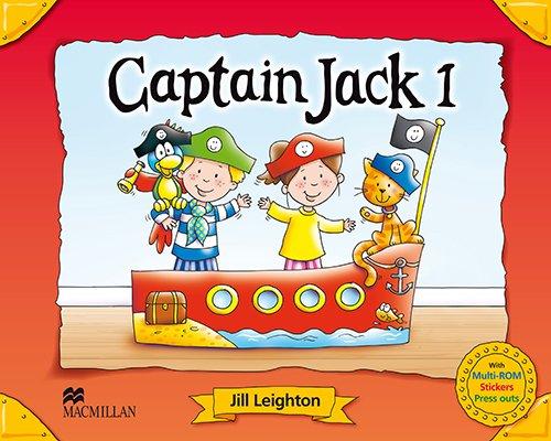 CAPTAIN JACK 1 Pb Pk por Jill Leighton