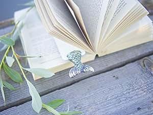 Marque-page Sirène fait à la main. Excellent cadeau pour un dévoreur de livre !
