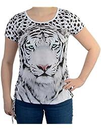 Desigual T-Shirt Laces Wild
