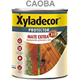 Xyladecor 5087311 - Bote 750 Ml. Mate Caoba