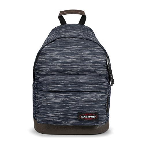 Eastpak WYOMING Sac à dos loisir, 40 cm, 24 liters, Gris (Knit Grey)