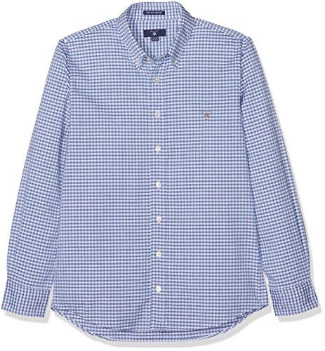 Gant Boy's Tech Prep Oxford Gingham Shirt