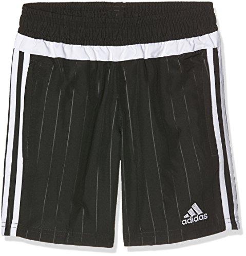 adidas Kinder Shorts Tiro15, schwarz/Weiß, 164, M64035