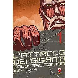 L'attacco dei giganti. Colossal edition: 1