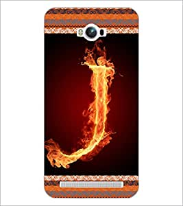PrintDhaba GRANDbet J D-2537 Back Case Cover for ASUS ZENFONE MAX ZC550KL (Multi-Coloured)