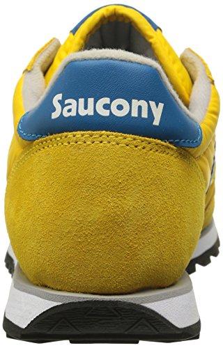 Saucony Jazz Low Pro Sneaker Gelb