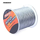 Zorbes PROBEROS 500M Durable Colorful PE 4 Strands Monofilament Braided Fishing Line Angling