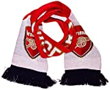 Puma Schal Arsenal Fan Scarf, High Risk Red/White/Estate Blue, One Size, 052637 01
